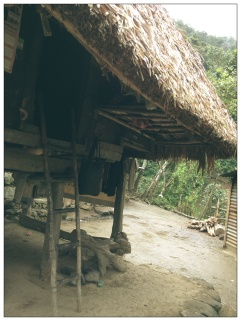 traditional house banaue